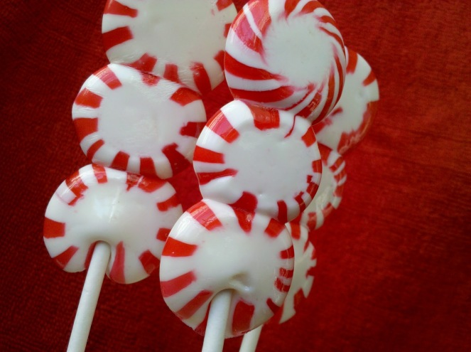 peppermint stick
